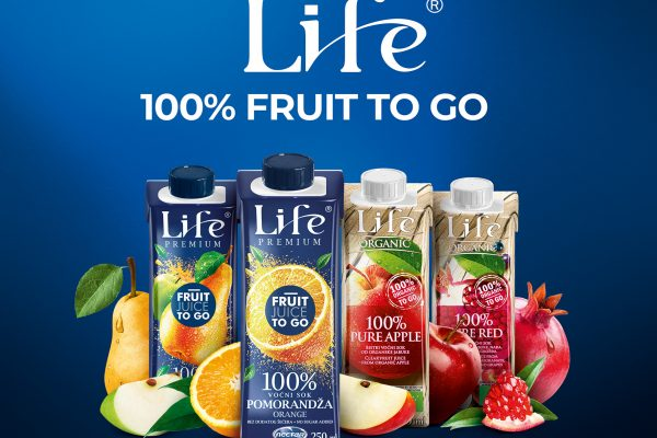 Life fruit juice to go – take your fruits with you!